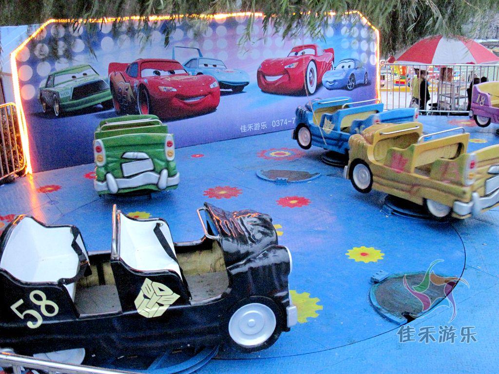 许昌佳禾游乐设备魔幻汽车MQ-6C